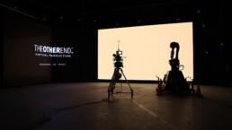 Virtual Production Film Set 2021